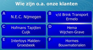 Welkom bij Quiz-entertainment